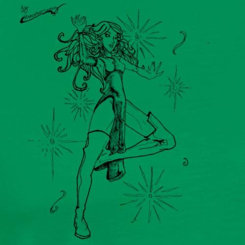 011_Sparkleshirt - Men's Premium T-Shirt