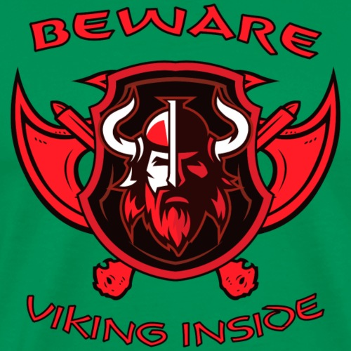 Viking Inside - Men's Premium T-Shirt