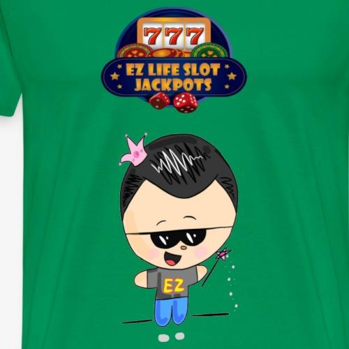 EZ LIFE CHARACTER - Men's Premium T-Shirt