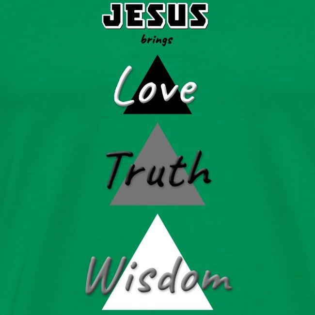 Love Truth Wisdom