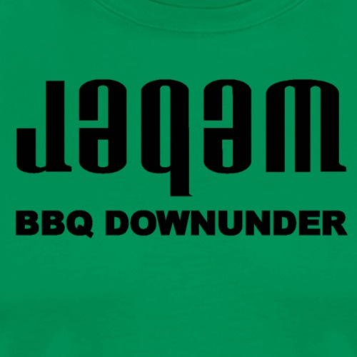 Jagam downunder black - Men's Premium T-Shirt