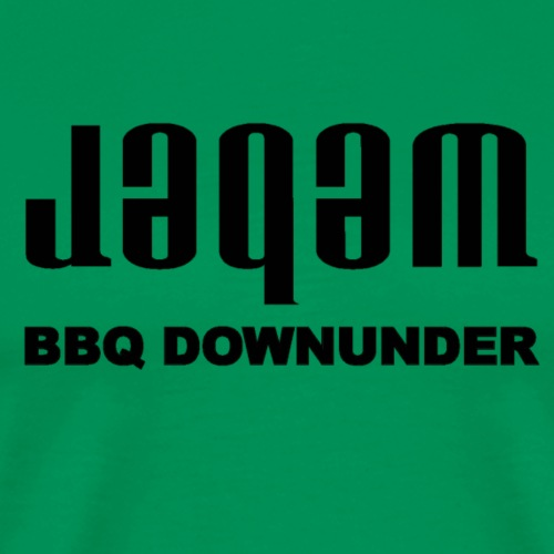 Jaqam downunder black - Men's Premium T-Shirt