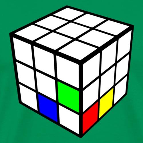 NYE Clone Cube - Men's Premium T-Shirt