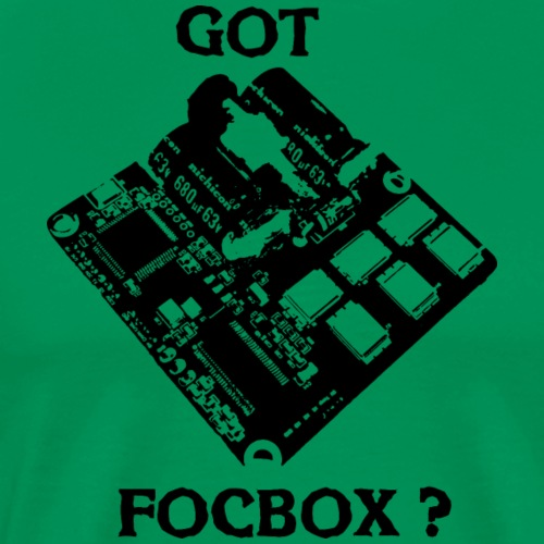 Got FocBox? - Men's Premium T-Shirt