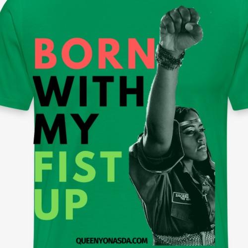 Born in The Movement - Men's Premium T-Shirt