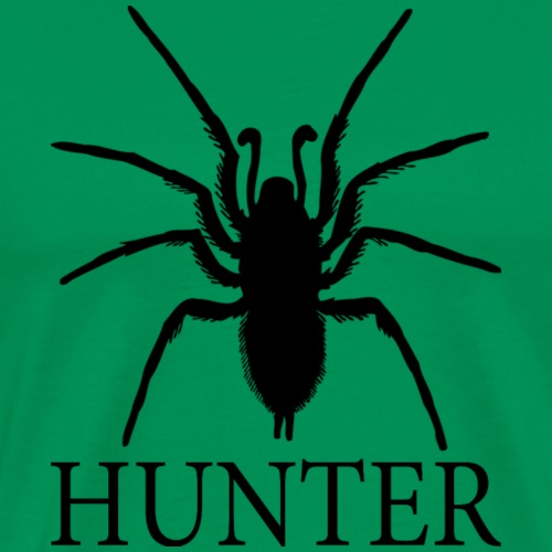 Spider Hunter - Men's Premium T-Shirt