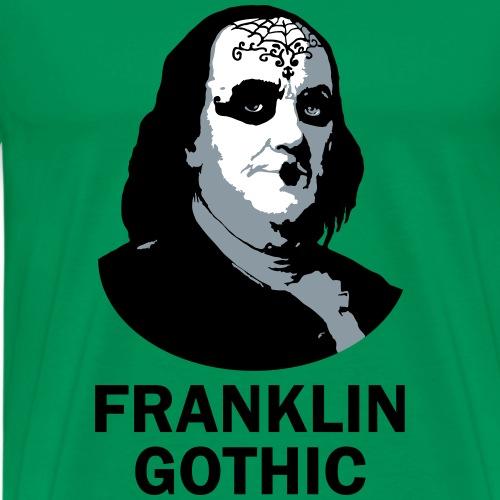 Franklin Gothic - Men's Premium T-Shirt