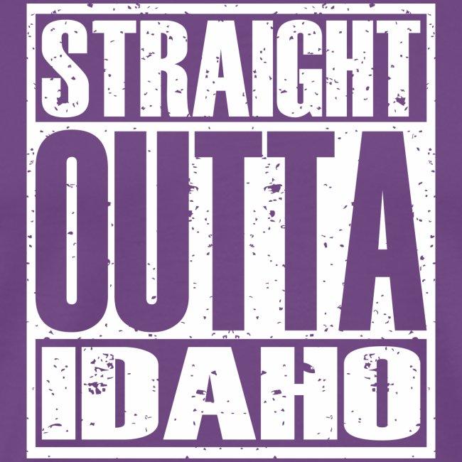 Straight Outta Idaho