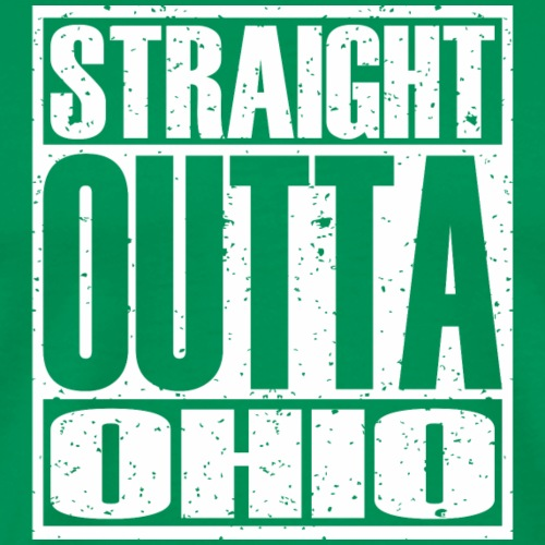 Straight Outta Ohio - Men's Premium T-Shirt