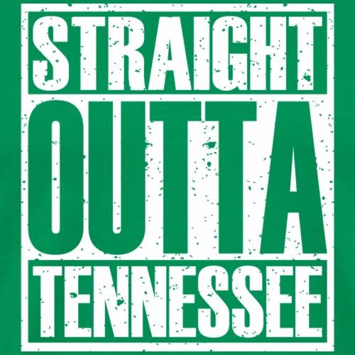 Straight Outta Tennessee - Men's Premium T-Shirt