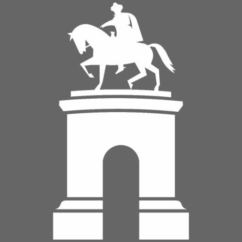 Sam Houston Statue - Men's Premium T-Shirt