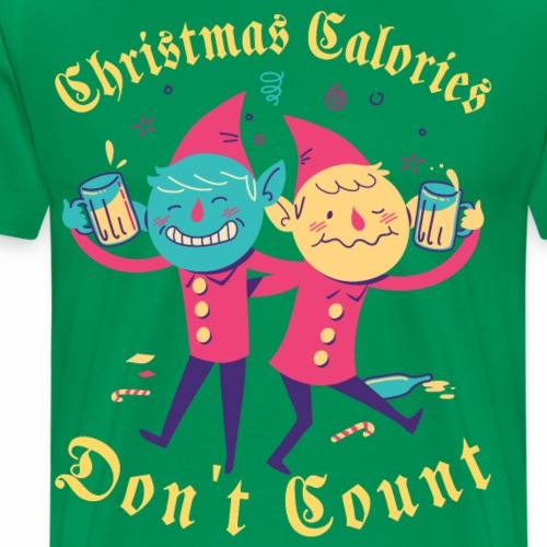 Christmas Calories Don't Count | Drinking Elves