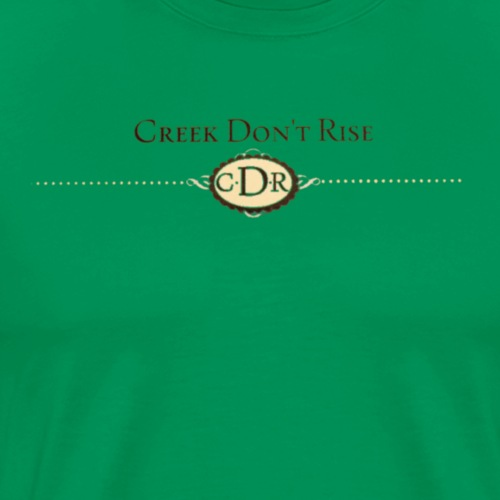CDR Western - Men's Premium T-Shirt