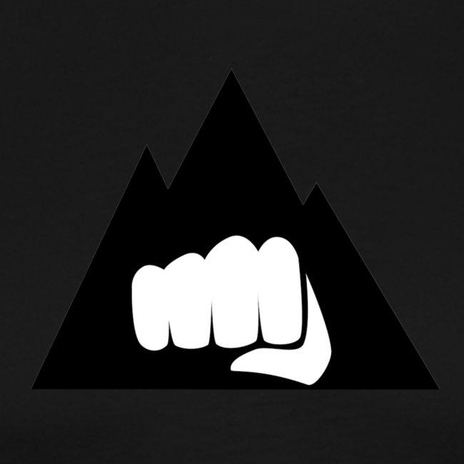 The Mountain Logo T-Shirt (L) Men's Fruit of the L