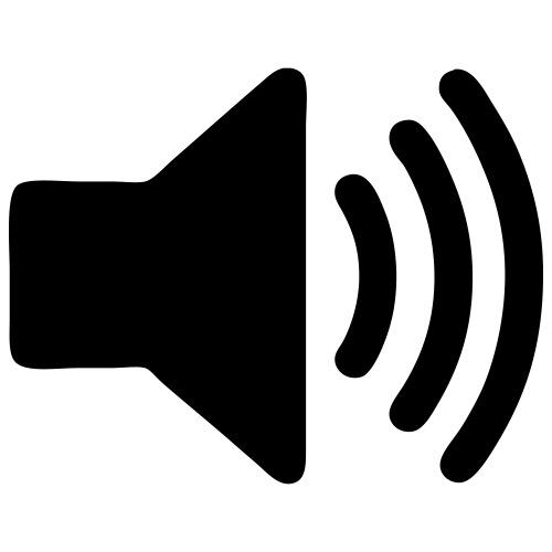Full Volume loud speaker - Men's Premium T-Shirt