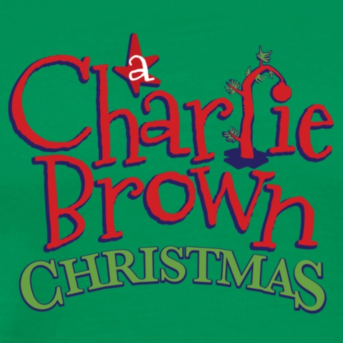 A Charlie Brown Christmas - Men's Premium T-Shirt