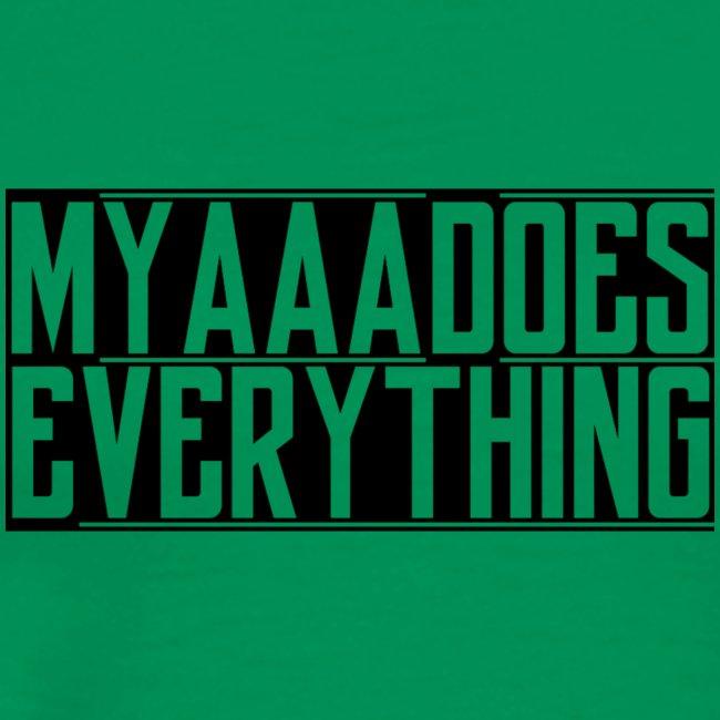 MyaaaDoesEverything (Black)