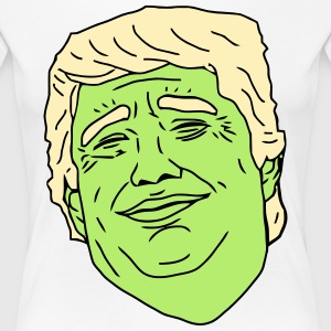 Donald J Trump - Women's Premium T-Shirt