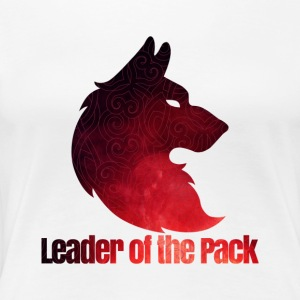 LEADER_OF_THE_PACK - Women's Premium T-Shirt