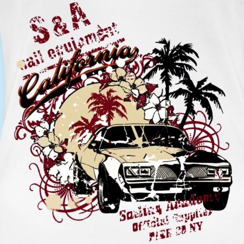 California forest - Women's Premium T-Shirt