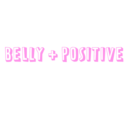 Belly Positive - Women's Premium T-Shirt