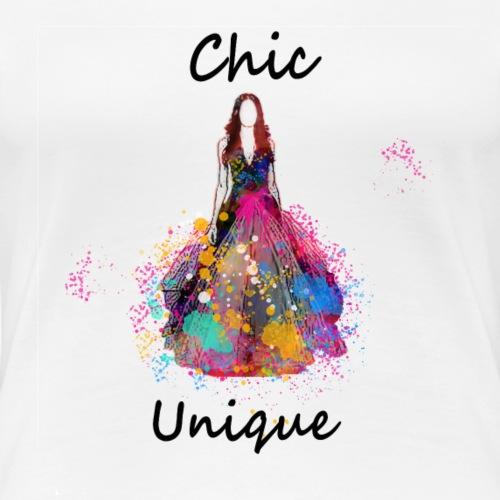 fshchicunique - Women's Premium T-Shirt