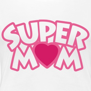 Super Mom Shirts - Women's Premium T-Shirt