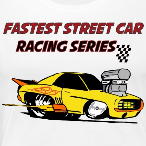 Fastest Street Car - Women's Premium T-Shirt