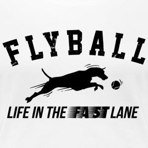 Fast Lane - Women's Premium T-Shirt