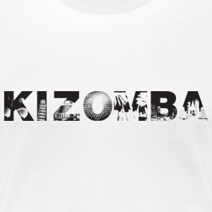Kizomba_city - Women's Premium T-Shirt
