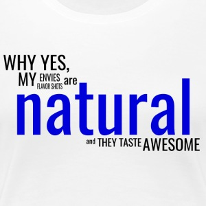 Natural Dark - Women's Premium T-Shirt