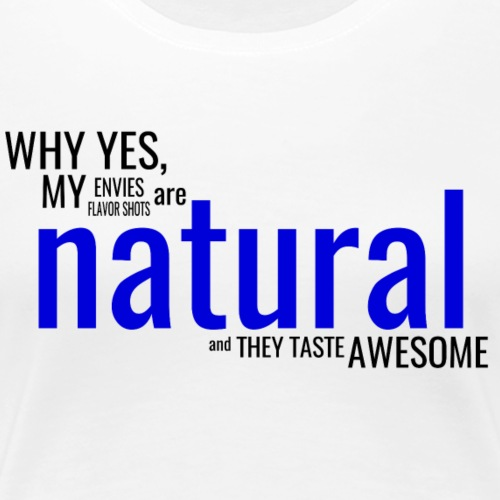 Natural Dark - Women's Premium T-Shirt