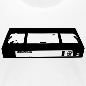 Cassette Tape - Women's Premium T-Shirt