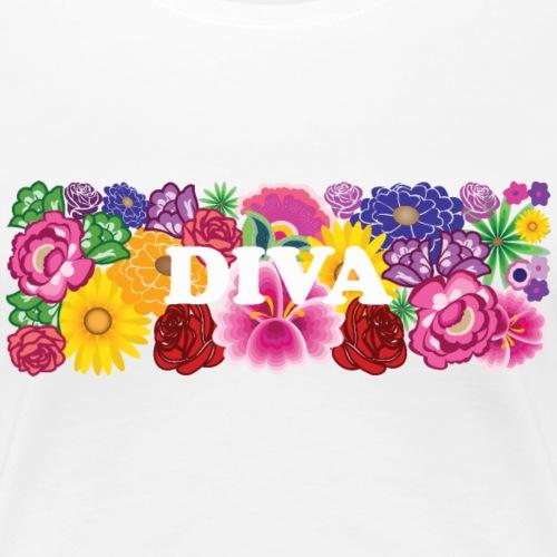 Diva - Women's Premium T-Shirt