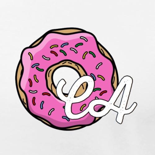 California - Donut - Women's Premium T-Shirt