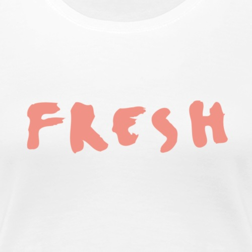 Fresh Graphic - Women's Premium T-Shirt