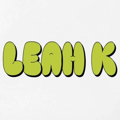 LEAH K MERCH LOGO - Women's Premium T-Shirt