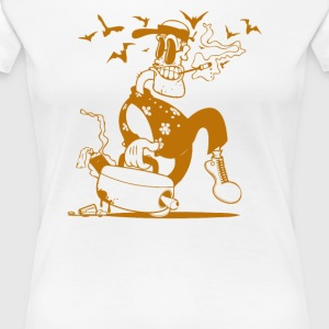 Fear N Loathing In This Foul Year Of Our Lord 1925 - Women's Premium T-Shirt