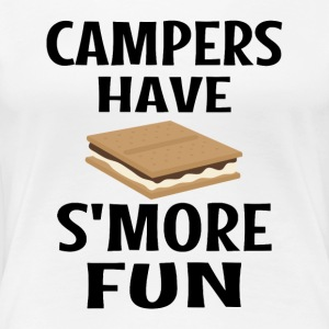 Campers Have Smore Fun - Women's Premium T-Shirt