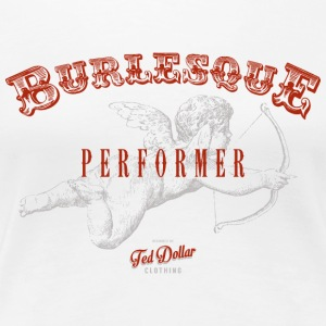 Burlesque Performer red - Women's Premium T-Shirt