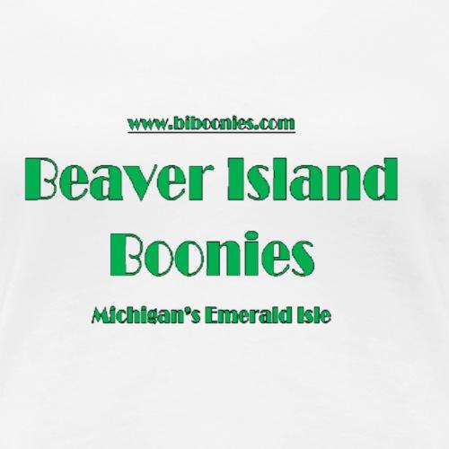 BooniesT2MEI - Women's Premium T-Shirt