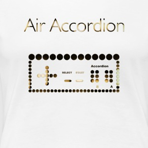 Air Accordion - Women's Premium T-Shirt
