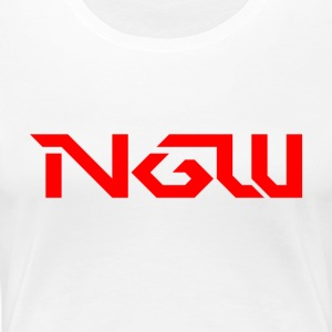 NGW second - Women's Premium T-Shirt