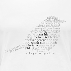 Maya's Bird - Women's Premium T-Shirt
