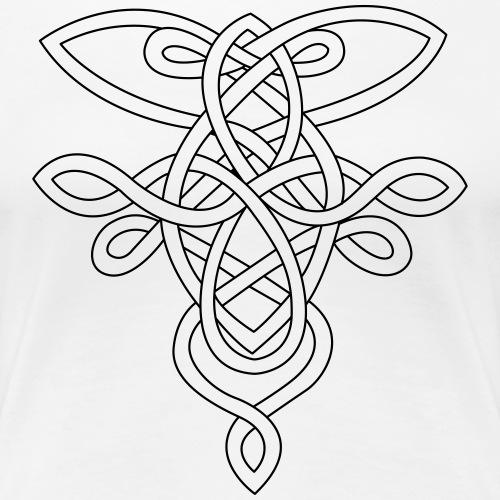 Goat knot - Women's Premium T-Shirt