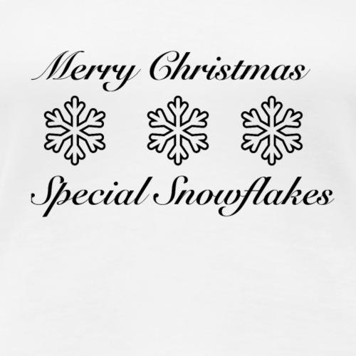 Special Snowflakes - Women's Premium T-Shirt