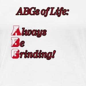 abg my lifes - Women's Premium T-Shirt