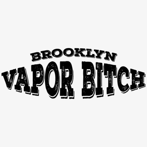 Brooklyn Vapor Bitch - Women's Premium T-Shirt