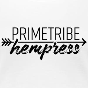 PrimeTribe Hempress - Women's Premium T-Shirt