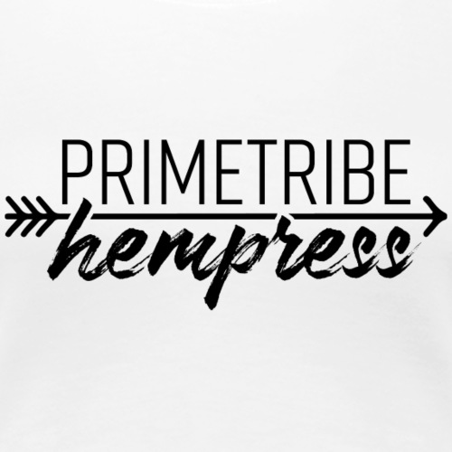 PrimeTribe Hempress - Women's Premium T-Shirt
